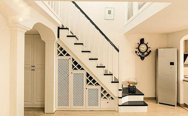 新闻资讯 装修百科     家装楼梯装修设计已成为现代住宅中,复式,错层